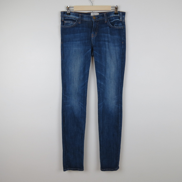 Current Elliott Denim - Current Elliott  The Skinny  Jeans in Daredevil C4 8f51edbe48